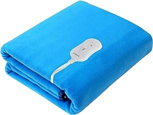Pindia Single Bed Heating Electric Blanket - Sky Blue