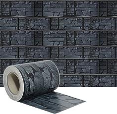 SAILUN® 35/65m x 19cm Sichtschutzstreifen mit 20/30x Befestigungsclipse Sichtschutz Streifen Doppelstabmattenzaun PVC Blickdicht für Einzel- und Doppelstabmatten geeignet