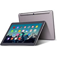 TOSCIDO Tablet 10 Zoll Android 10.0,Quad Core,64GM eMMC,4GB RAM,Doppelt Lautsprecher Stereo,WiFi/Bluetooth/GPS,Inklusive…