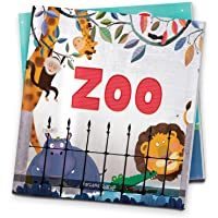 Zoo - Illustrated Book On Zoo Animals (Let's Talk Series)