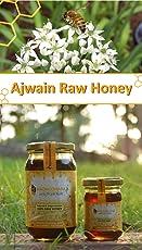 MADHUDHARA Farm Pure RAW AJWAIN Honey (500gm)