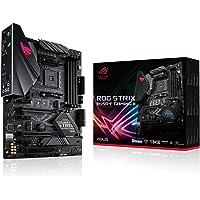 Asus ROG Strix B450-F Gaming II Mainboard Sockel AM4 (ATX, AMD Ryzen, DDR4 Speicher, USB 3.1, NVME M.2, SATA 6Gbit/s…