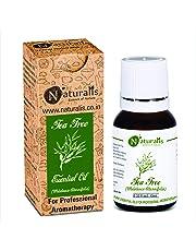 Naturalis 100% Pure & Natural Essential Oil Tea Tree Oil - 10Ml