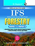 IFS: Forestry (Main) Exam Guide (Paper I & II)