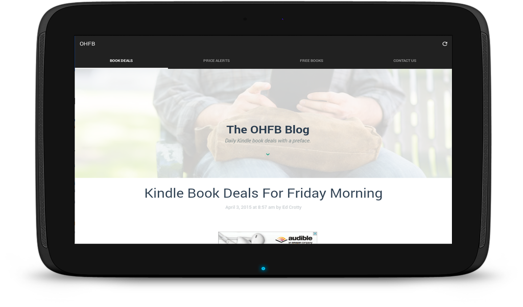 Toy App For Kindle Fire : Ohfb kindle book deals amazon appstore for android