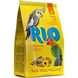 RIO Alimenti per Parrocchetti Razione giornaliera, 1 kg