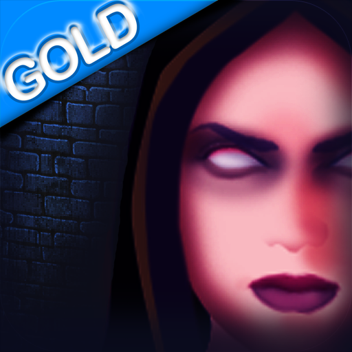 The Creepy Girl from Hell : Escape from the bottomless well - Gold Edition (Halloween Spider Jump)