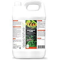 AquaNature Aquarium Medicine WhiteSpot Cure Special (White spot Velvet,Swim Bladder Disorder & Disinfectant for Fish…