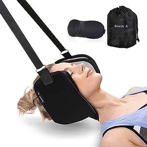 Amaca a collo e collo, per collo cronico e dolori alla spalla, per ufficio, casa, per uomini e donne
