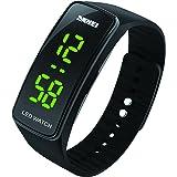ENFANTS montre numérique pour garçons, filles étanche montres de sport avec alarme chronographe, pour enfants extérieur Montr