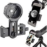 Telefonadapter Pro för Kikare, Monokular, Spottningsomfång, Astronomiska Teleskop och Mikroskop. Använd den med Vilken Smartp
