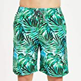 xbowo-Sweatshirt Camicie da Cerimonia da Uomo Pantaloni da Spiaggia Pantaloncini A Fiori Larghi Ad Asciugatura Rapida