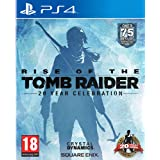 Rise of The Tomb Raider 20 Year Celebration PlayStation 4 by Square Enix