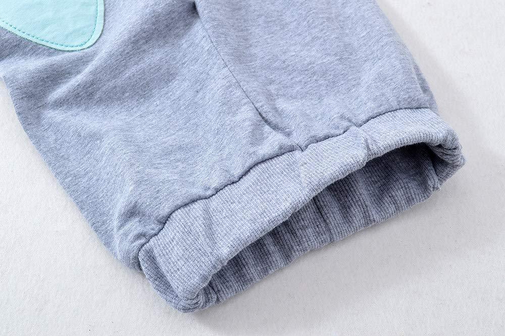 Trisee Ropa Bebe Niño Otoño Invierno Sudaderas Manga Larga Camisetas Blusas + Pantalones Largos Conjuntos De Ropa… 5
