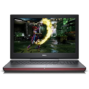 Dell Inspiron 15.6-Inch Gaming Notebook - (Black) (Intel Core i5-7300HQ, 8 GB RAM, 256 GB SSD, NVIDIA GTX 1050 4 GB Graphics Card, Windows 10 Home)