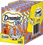Dreamies Katzensnacks/Klassiker Mix, mit Huhn und Ente, 6 Beutel (6 x 60 g)