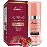 StBotanica NUTRITIVO Pomegranate Radiant Glow Firming Serum, 30ml - Brightening, Nourishing, Smooth Skin