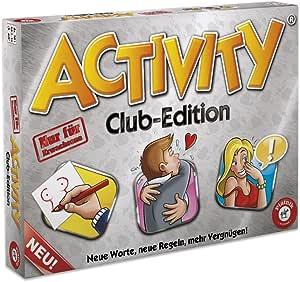 Piatnik Deutschland 6038 Activity Club Edition Ab 18 Jahren