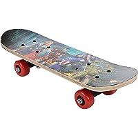 CIERN Present a Toy for Your Child Mini Skateboard Finger Board Skate Boarding Kit (17`` 5`)