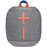 Ultimate Ears WONDERBOOM 2 bärbar trådlös bluetooth-högtalare, stor bas, 360° ljud, utomhus-ljudläge, vattentät, flyter, kopp