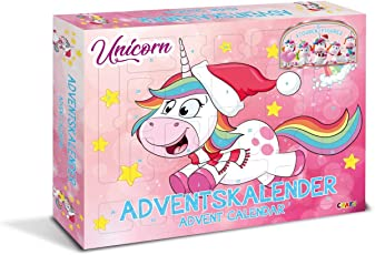 Craze 14028 - Unicorn Adventskalender