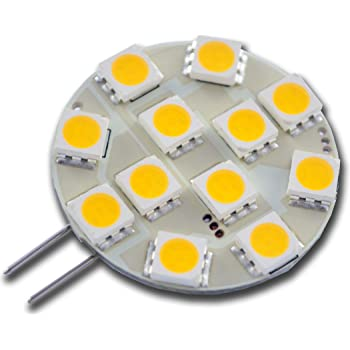 led chip stiftsockel f r g4 g5 3 lampensockel mit 12 smd leds leuchtfarbe warmweiss 2 5w. Black Bedroom Furniture Sets. Home Design Ideas