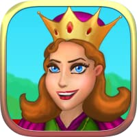 Queen's Garden: A Relaxing Match3 Game with Flowers and Gardening