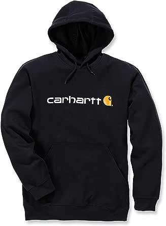 Carhartt Men's Signature Logo Midweight Sweatshirt Sweater (Pack of 5)