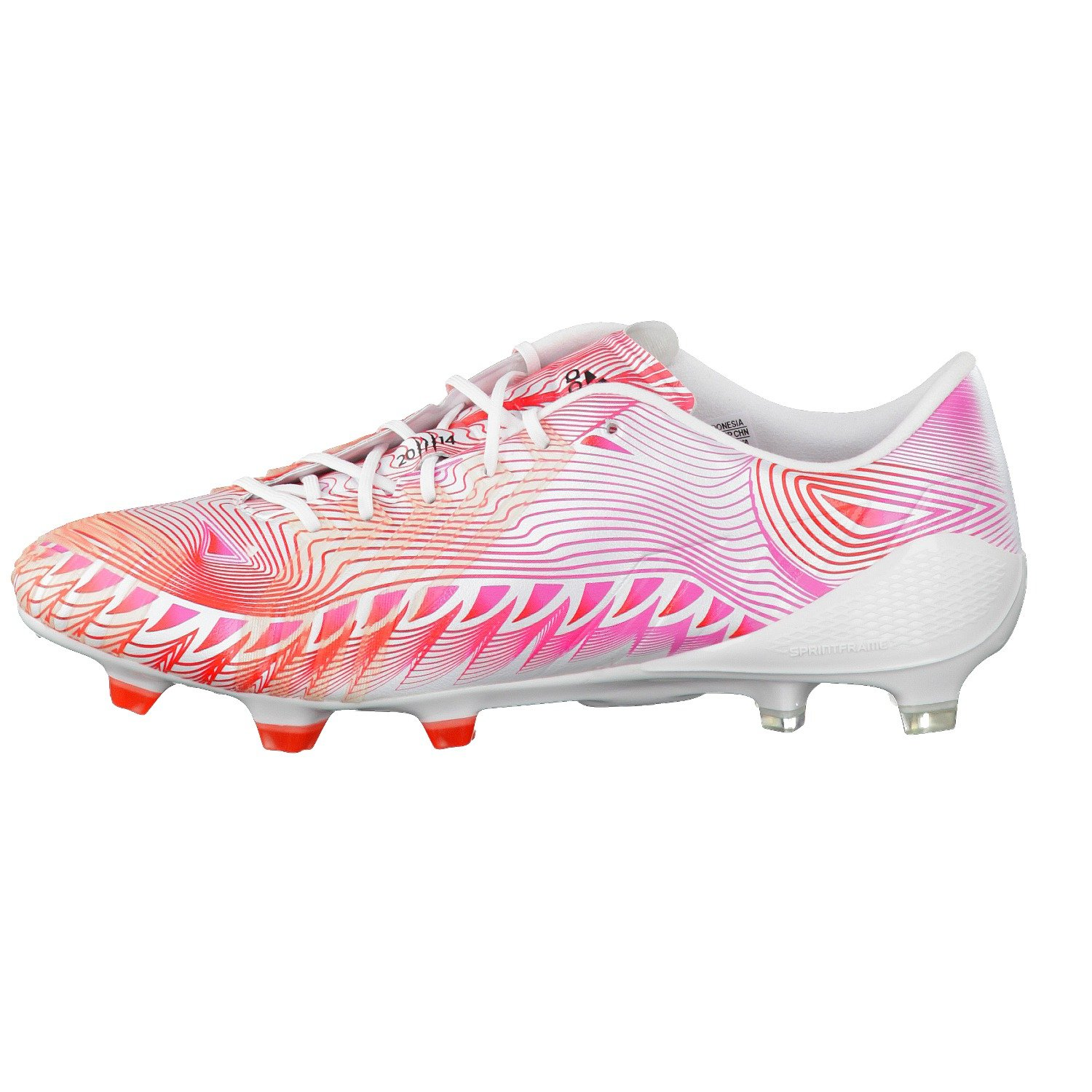 adidas chaussures football nitrocharge 1.0 crazylight fg homme