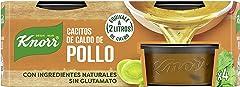 Knorr Cacitos de Caldo Pollo 112g