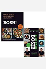 BOSH 2 Books Collection Set (BOSH!: Simple Recipes. Amazing Food, BISH BASH BOSH!) Hardcover