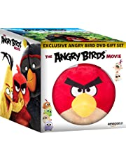 Angry Birds + Red Bird Plush