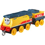 Thomas & Friends- FXX27 Thomas_&_Friends Trackmaster Empuje a lo Largo de Rebecca Metal Tren Motor, Multicolor (Mattel , colo
