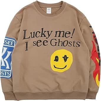 Kanye Lucky me I See Ghosts Sweatshirts