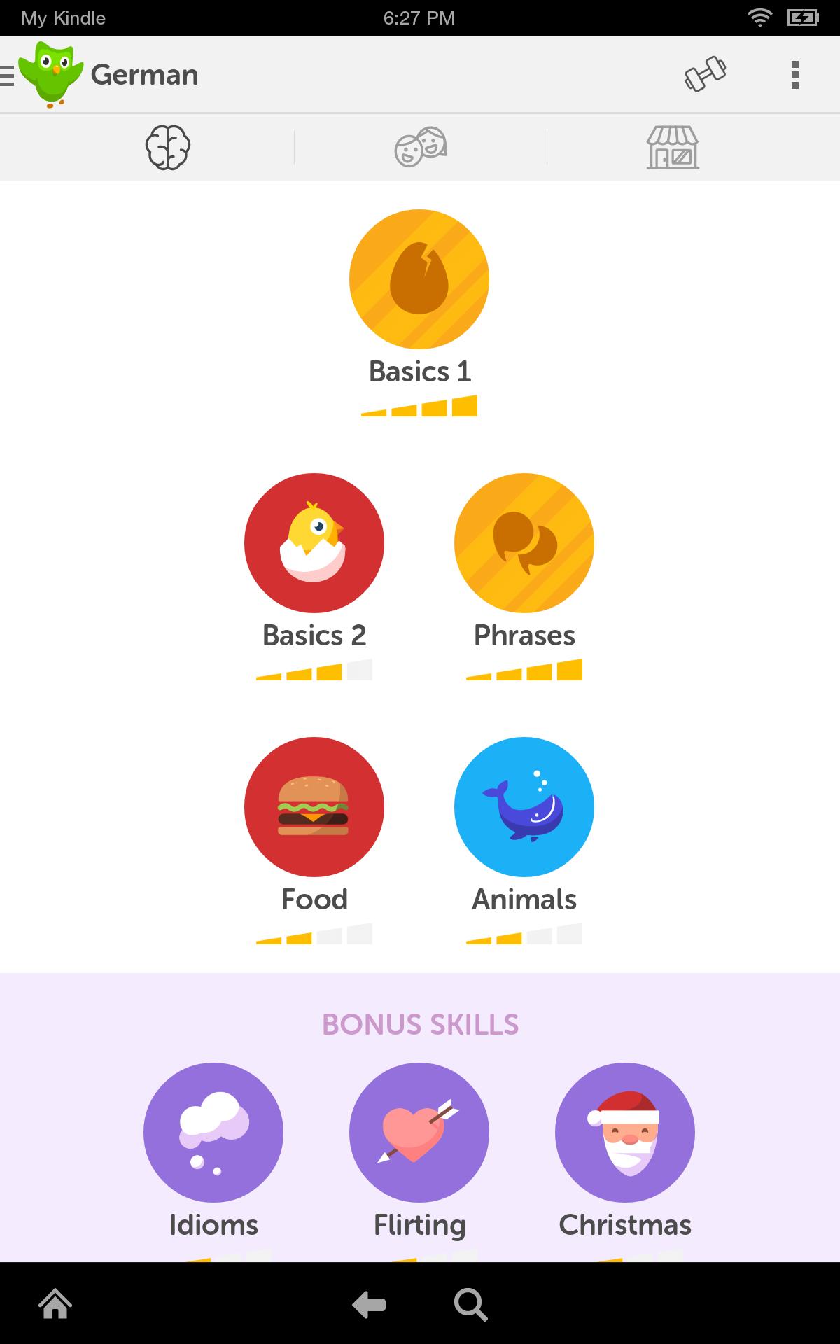 Duolingo: Learn Languages Free Screenshot
