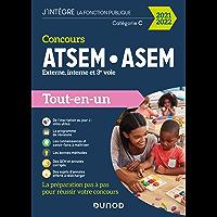 Concours ATSEM ASEM - 2021-2022 : Externe, interne et 3e voie - Tout-en-un (Fonction Publique Territoriale t. 1)
