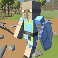 Block Knights Medieval Wars