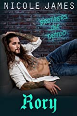 RORY: Brothers Ink Tattoo (Brothers Ink Tattoo Series) Paperback