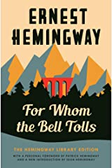 For Whom the Bell Tolls: The Hemingway Library Edition (English Edition) Formato Kindle
