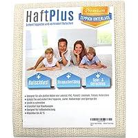 HaftPlus Teppichunterlage Antirutschmatte/Haftet ohne zu kleben/rutschfest zuschneidbar/Größe: 40 x 60 cm