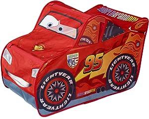 Disney Cars Lightning McQueen Feature Tent