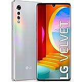 LG Velvet 6GB/128GB Plata (Aurora Silver) Dual SIM G910