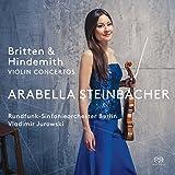 Britten & Hindemith: Violinkonzerte
