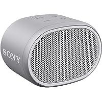 SRS-XB01 - Speaker wireless portatile con EXTRA BASS, Resistente all'acqua, Bluetooth, Bianco