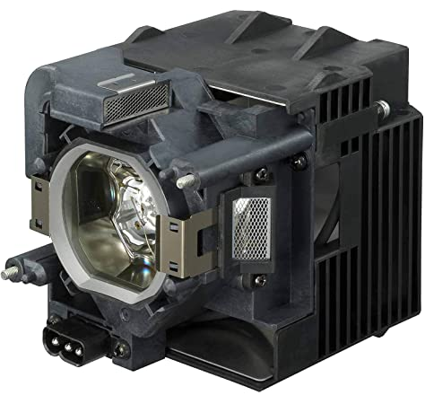 AuraBeam Professional Replacement Projector Lamp for Eiki LCWGC500 With Housing Powered by Osram