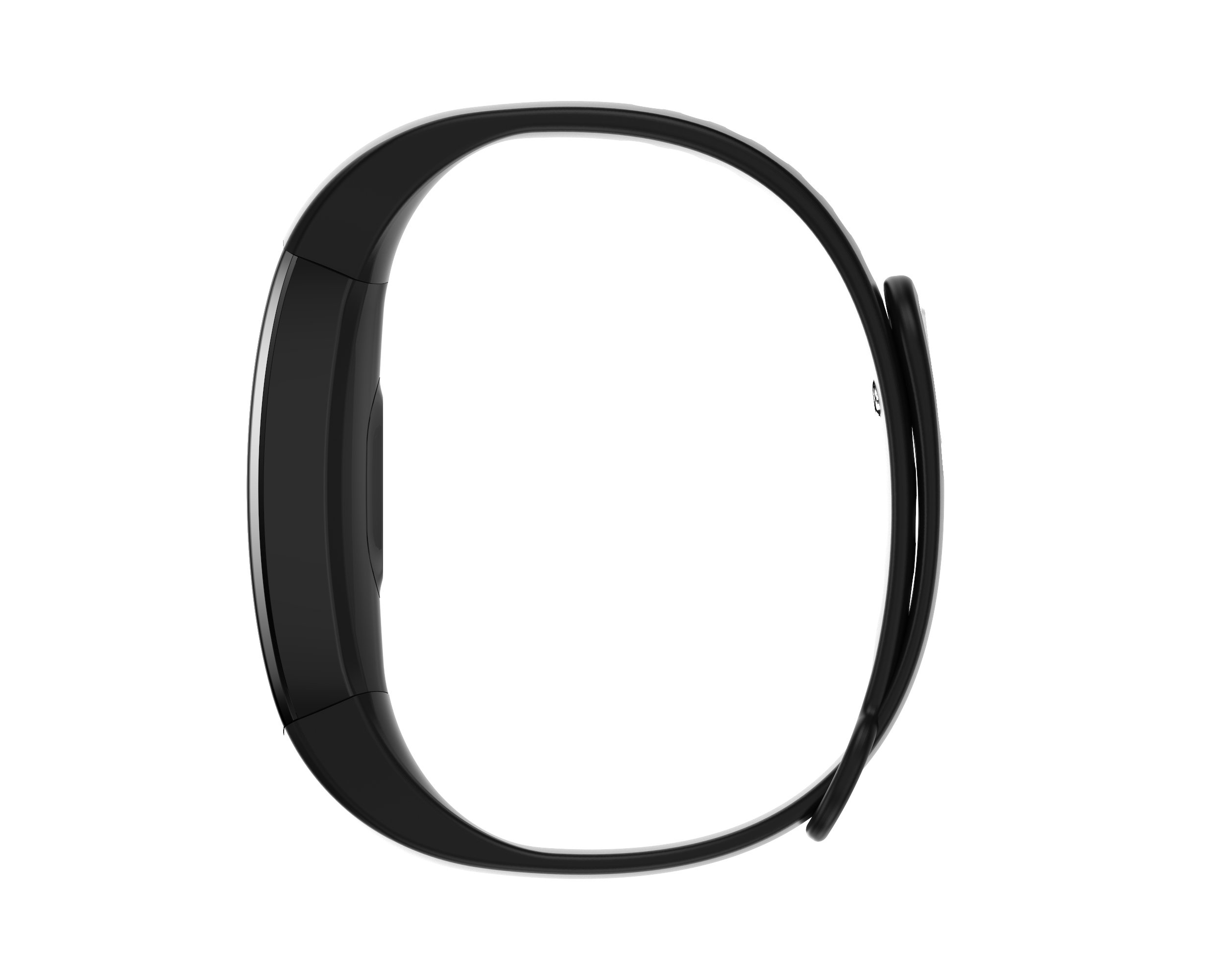 71i tQp9BDL - Fitness Tracker Heart Rate Monitor Pedometer Smart Bracelet Bluetooth 4.0 Smart Fitness Band and Activity Tracker Smartwatch