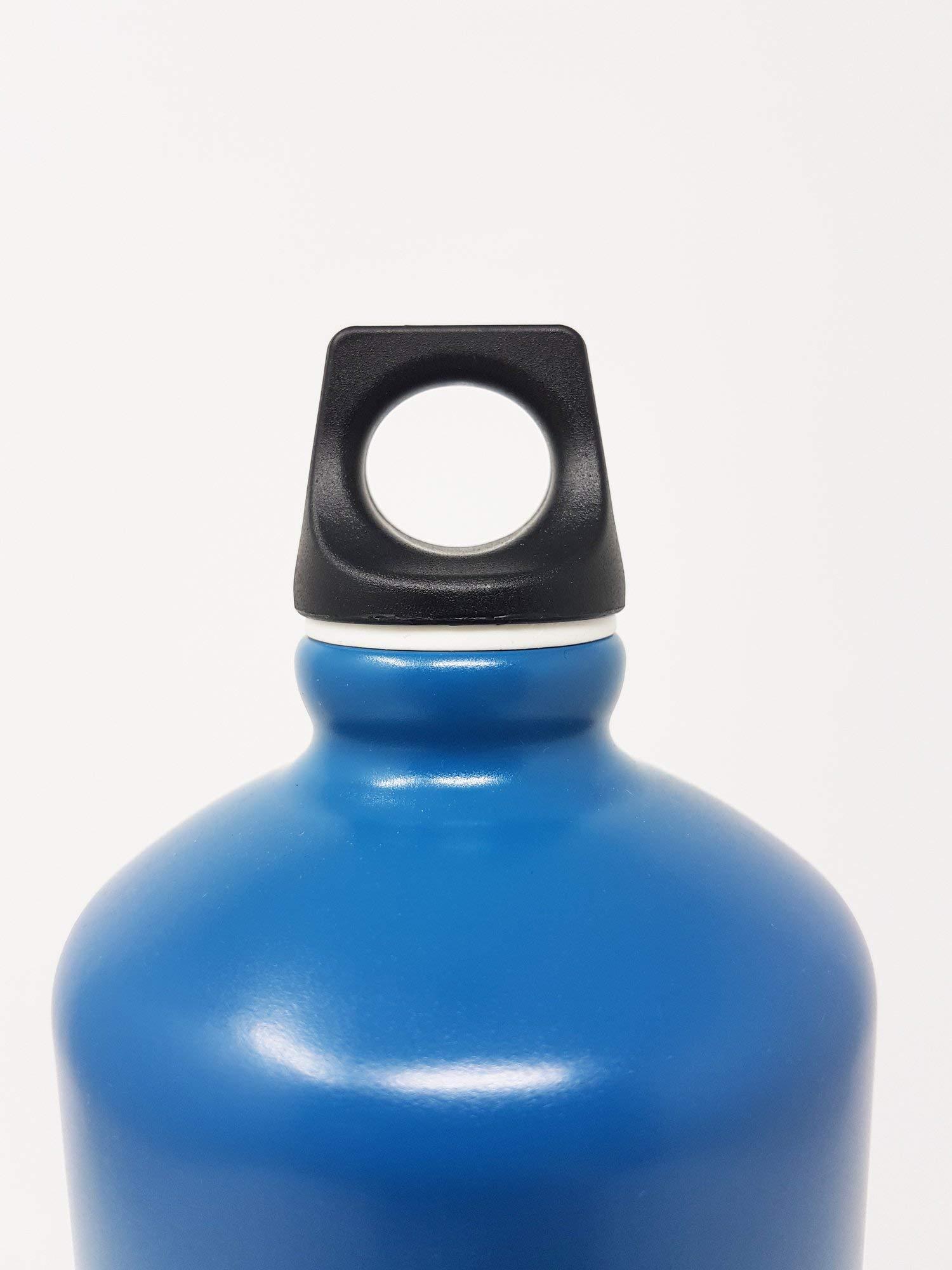 Laken Futura Borraccia Bottiglia d/'acqua con Apertura Stretta e Tappo a Vite...