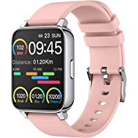 Smartwatch 1.69'' Full Screen Orologio Fitness Uomo Donna Fitness Activity Tracker Smart Watch con Impermeabile IP67…