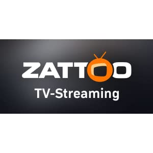 Zattoo - TV Streaming: Amazon it: Appstore per Android