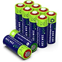Alcaline 23A MN21 Batterie 12 V sans Mercure, 10 pièces en Pack Multi-économie (A23 / V23GA / LRV08 / 8LR932) conçue…